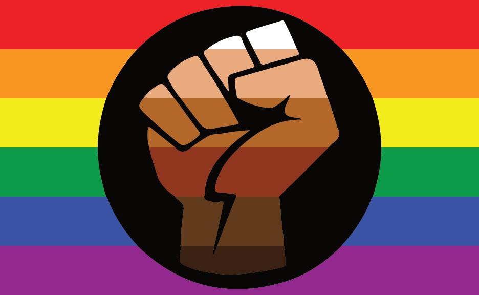 Resistance & Inclusion Pride Flag
